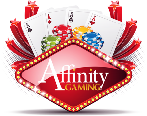 affinity gaming sign