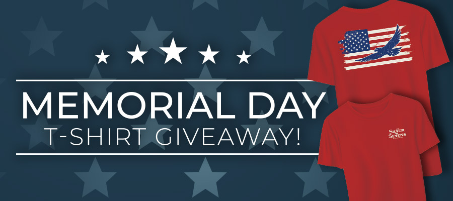 memorial day tshirt giveaway