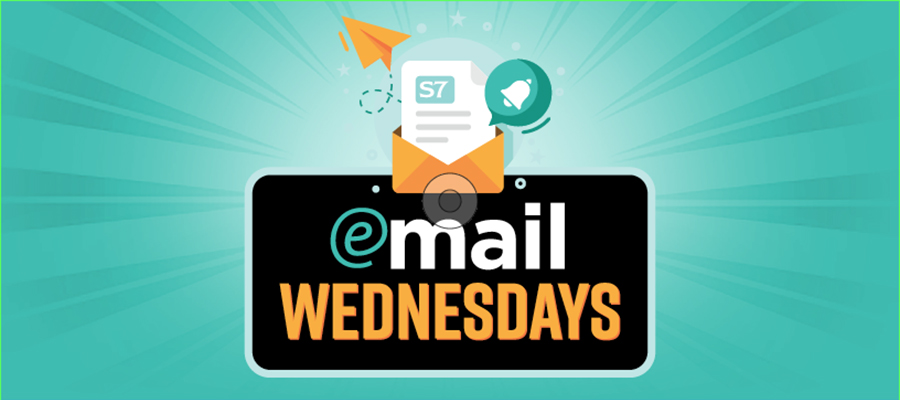 JULY eMail Wednesday