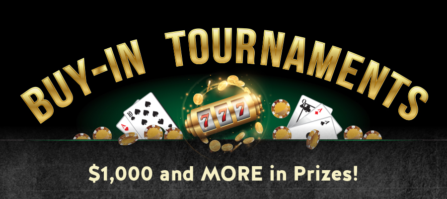 SEP Buy-In Tournaments