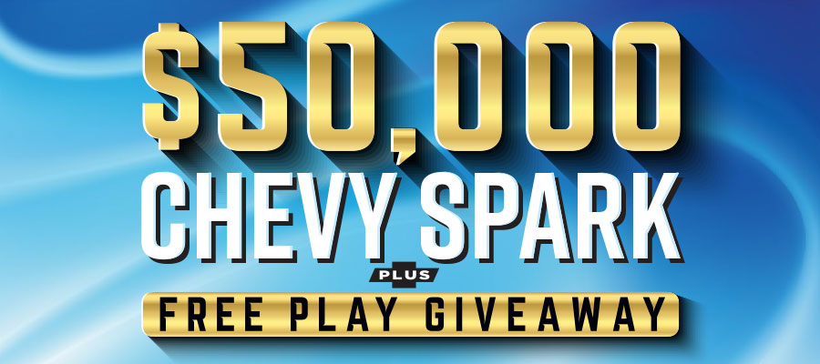 Chevy Spark Giveaway