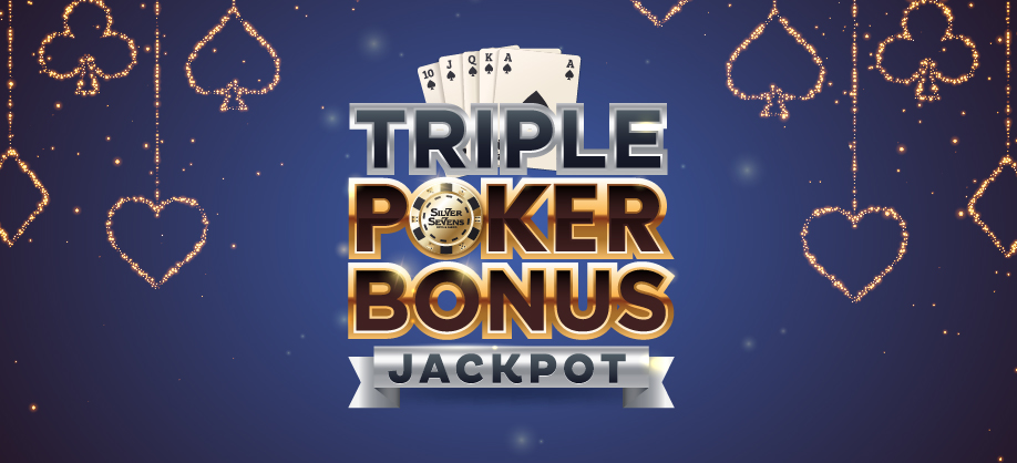Triple Poker Bonus