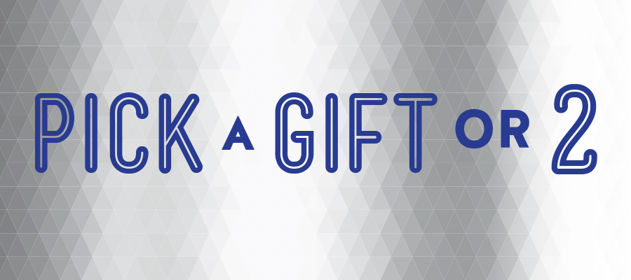 Pick a Gift or 2 Giveaway