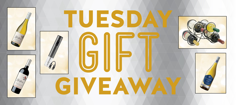 Tuesday Gift Giveaway - JUNE