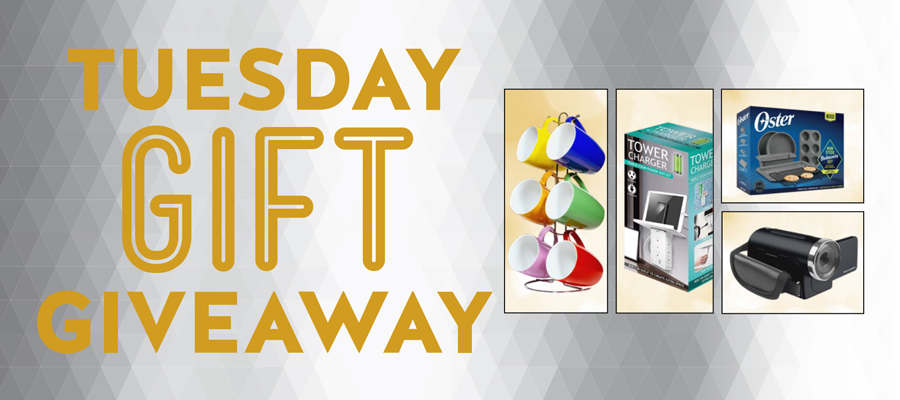 Tuesday Gift Giveaway - September